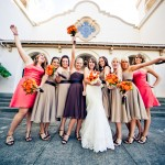 Bridal Party Gals - SJ Harmon Photography